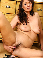 Helga of All Over 30  Mature Pleasure